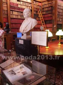 Exposition Gaston Doumergue à l'Assemblée Nationale